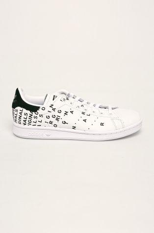 adidas Originals - Bőr cipő Stan Smith