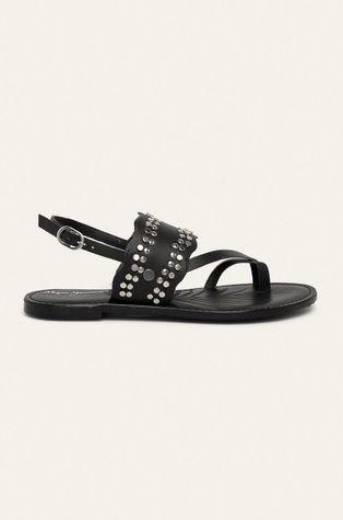 Pepe Jeans - Kožené sandály March Studs