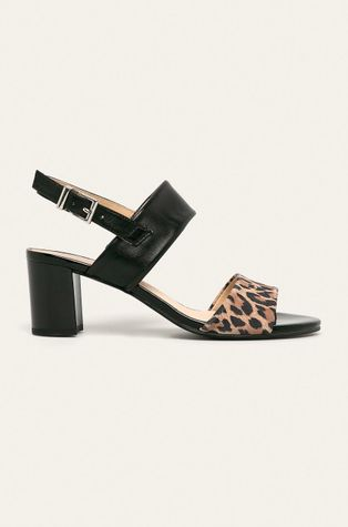 Caprice - Kožené sandále
