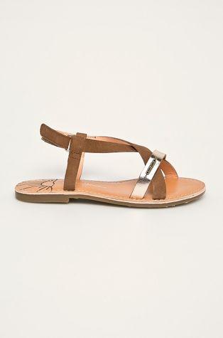 Pepe Jeans - Dětské sandály Mandy