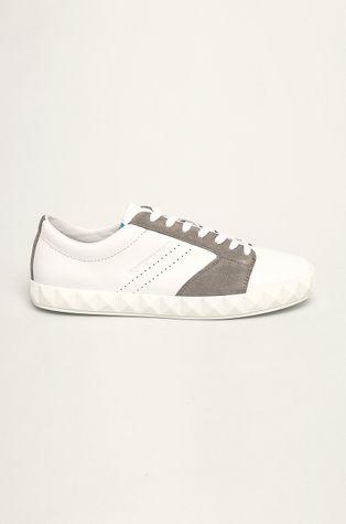 Emporio Armani - Kožené boty