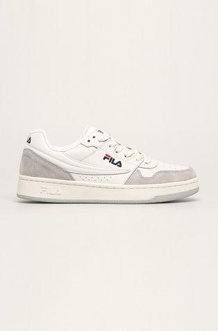 Fila - Kožená obuv Arcade low