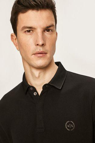 Armani Exchange - Pánske polo tričko