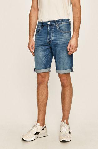 Pepe Jeans - Szorty jeansowe Callen