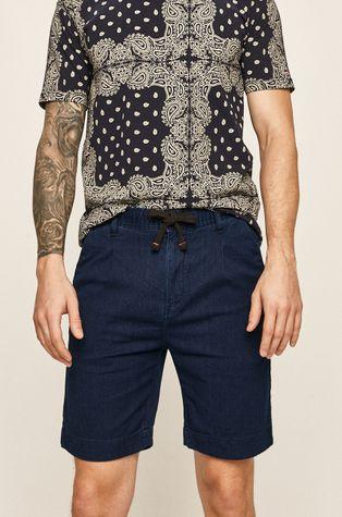Pepe Jeans - Szorty jeansowe Pierce