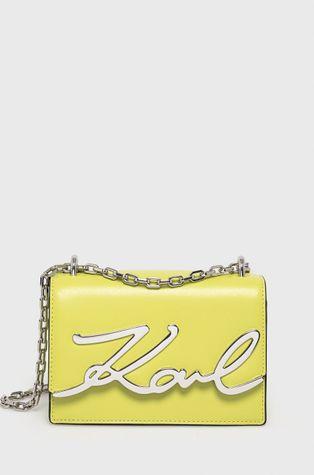 Karl Lagerfeld - Kožená kabelka
