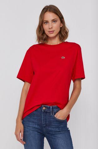 Lacoste - Bavlnené tričko