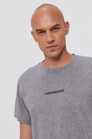 Calvin Klein Jeans - Pamut póló