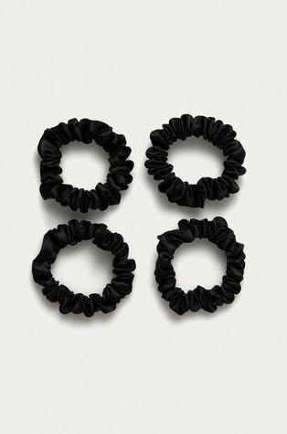 Pieces - Vlasové gumičky (4-pack)