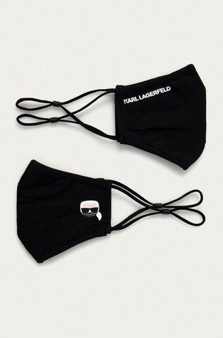 Karl Lagerfeld - Maseczka ochronna (2-pack)