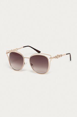 Guess - Okulary przeciwsłoneczne GF0343 32F