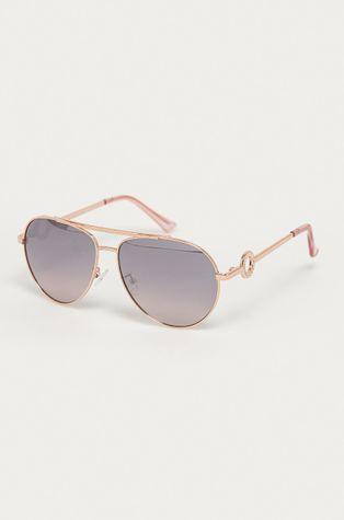 Guess - Okulary przeciwsłoneczne GF0364 28U
