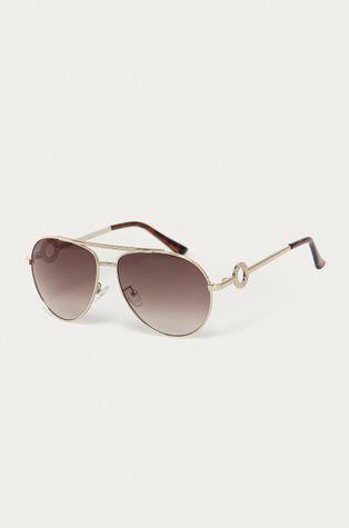 Guess - Okulary przeciwsłoneczne GF0364