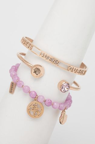 Guess - Bransoletki (3-pack)
