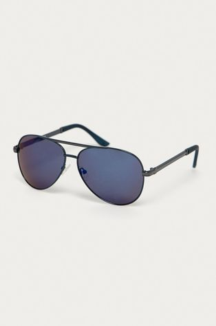 Guess - Okulary przeciwsłoneczne GF0173 90X