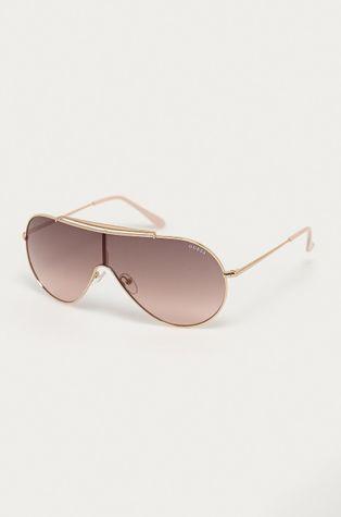 Guess - Okulary przeciwsłoneczne GF0370 32T