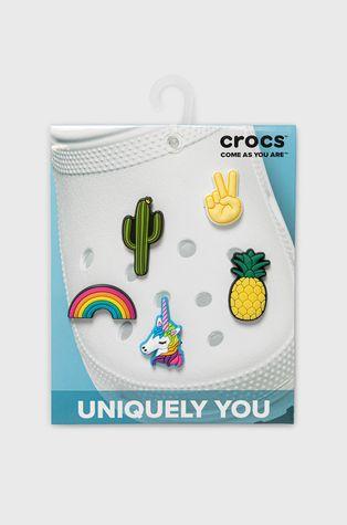 Crocs - Připínačky na obuv (5-pack)