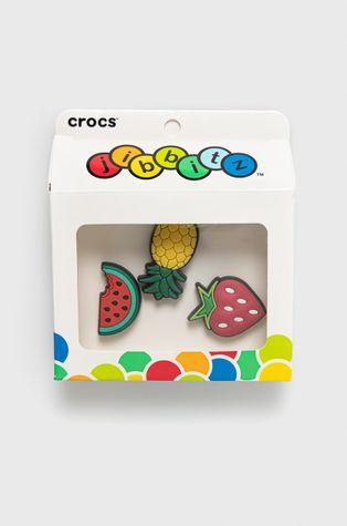 Crocs - Підвіски для взуття charms Crocs Fruit (3-pack)