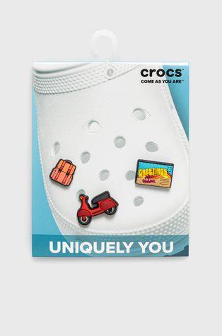 Crocs - Zawieszki charms do butów Crocs On The Go (3-pack)