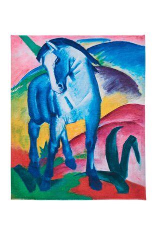 MuseARTa - Ručník Franz Marc - Blue Horse I