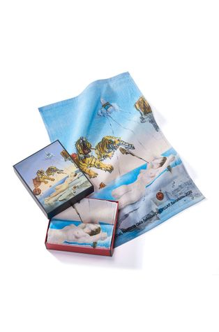 MuseARTa - Полотенце Salvador Dali - Dream Caused by the Flight of a Bee (2-Pack)
