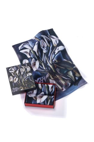 MuseARTa - Törölköző Tamara de Lempicka Arums (2 db)