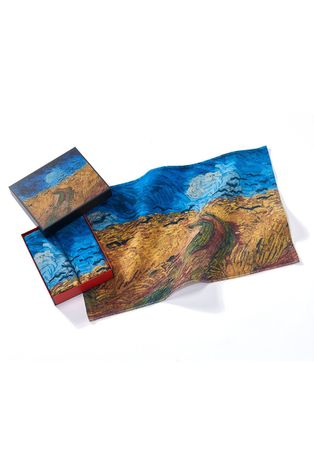 MuseARTa - Törölköző Vincent van Gogh Wheatfield with Crows (2 db)