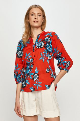 Tommy Hilfiger - Хлопковая блузка