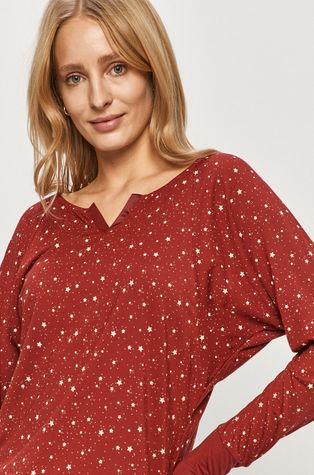 GAP - Pyžamové tričko s dlouhým rukávem