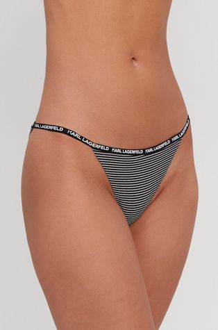 Karl Lagerfeld - Plavkové nohavičky