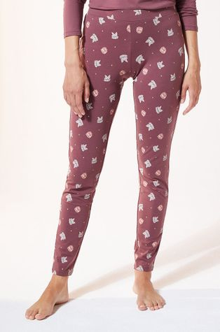Etam - Legginsy piżamowe Finn