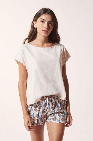 Etam - T-shirt piżamowy Aimee
