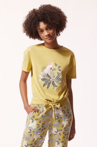 Etam - T-shirt piżamowy IRMA
