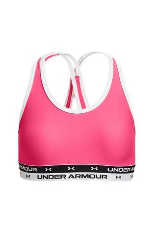 Under Armour - Детски спортен сутиен Crossback Solid
