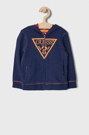 Guess - Gyerek melegítőfelső pamutból 92-122 cm