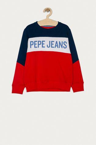 Pepe Jeans - Bluza bawełniana David 128-180 cm