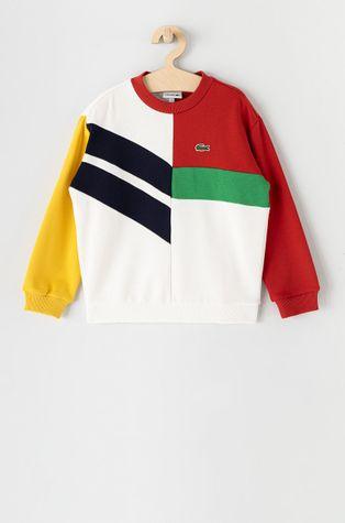 Lacoste - Bluza bawełniana dziecięca 104-176 cm