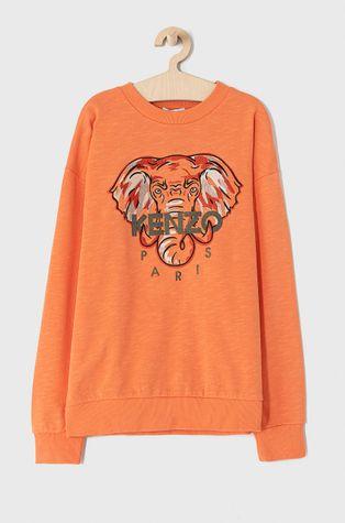 KENZO KIDS - Bluza bawełniana dziecięca 164 cm