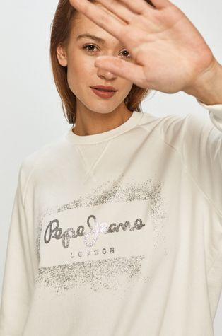 Pepe Jeans - Bavlněná mikina Andrea