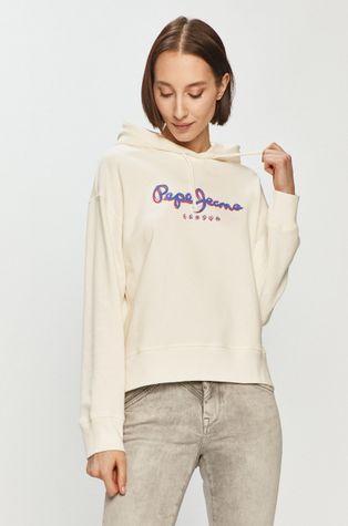 Pepe Jeans - Bavlnená mikina Brigitte