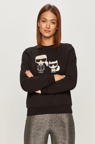 Karl Lagerfeld - Bluza bawełniana