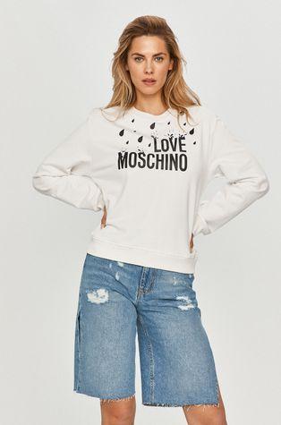 Love Moschino - Bavlněná mikina