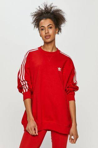 adidas Originals - Βαμβακερή μπλούζα