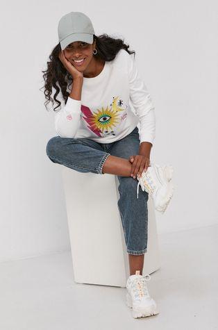 Femi Stories - Βαμβακερή μπλούζα Baret