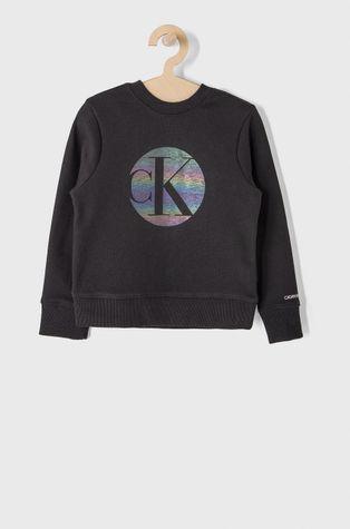 Calvin Klein Jeans - Bluza bawełniana dziecięca 104-176 cm
