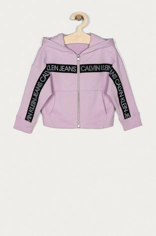 Calvin Klein Jeans - Dětská bavlněná mikina 104-176 cm