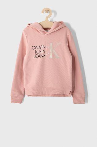 Calvin Klein Jeans - Bluza bawełniana dziecięca 128-176 cm