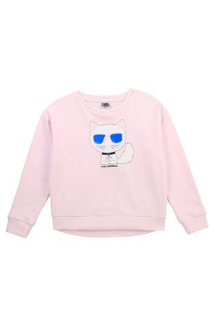Karl Lagerfeld - Dětská mikina