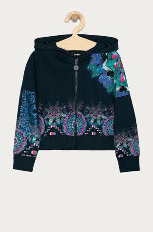 Desigual - Bluza bawełniana dziecięca 104-164 cm