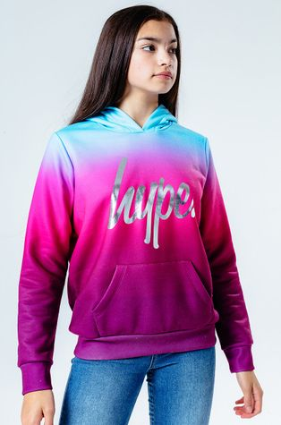 Hype - Bluza copii RASPBERRY FADE